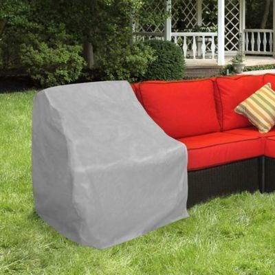 Protective Covers by Adco Modular Sectional Left Arm Sofa Cover in ...