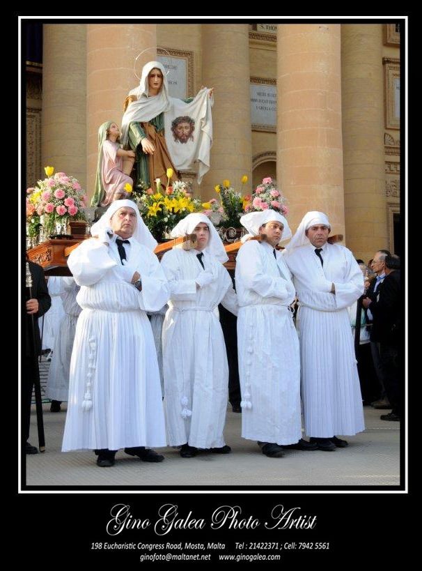 Good Friday Holy Procession  in Mosta, Malta. Photography by  Gino Galea Photo Artist ( Malta ) www.ginogalea.com