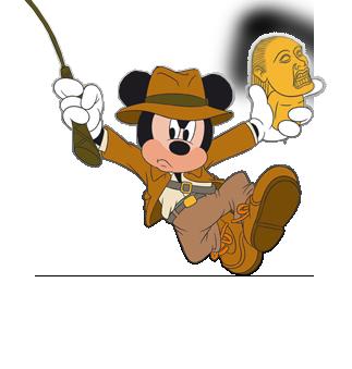Indiana Jones Clip Art 11 Disney Pop Art Indiana Jones Disney Scrapbook