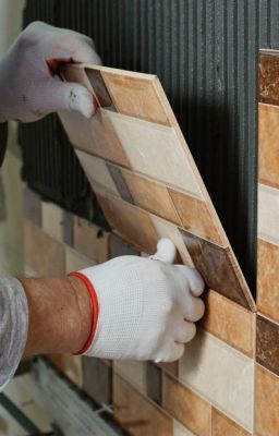 Ceramic Wall Tile Installation Mounting Ceramic Wall Floor Tile - Ceramic tile installer job description