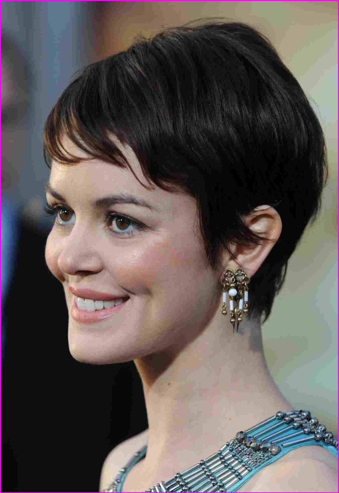 Edgy short hairstyles for women over 50 feminine short