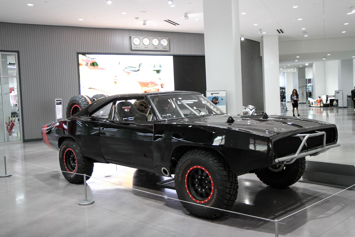 Fast Furious Off Road Dodge Charger R T From Furious 7 Muscle Cars Custom Muscle Cars Dodge Charger