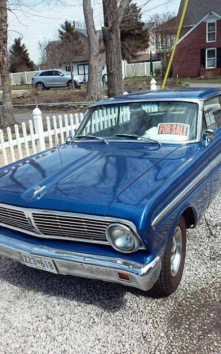 1965 Ford Falcon For Sale Near Maryland Autotrader Classics