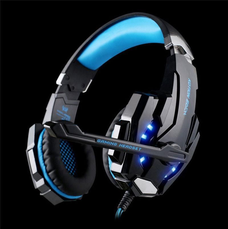 Ninja Dragon G9300 LED Gaming Headset with Microphone – Blue