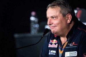 Is Giorgio Ascanelli heading for Maranello?