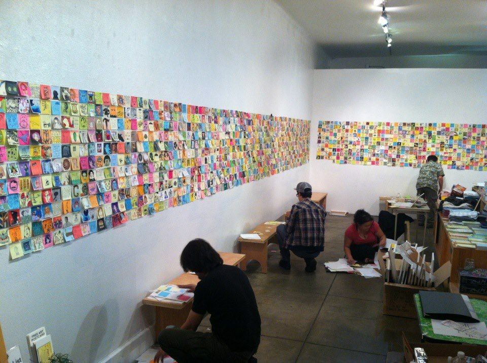post it note art - Google Search