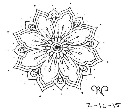 Pin Von Ada Krupska Auf Mandala Doodles Zeichnen