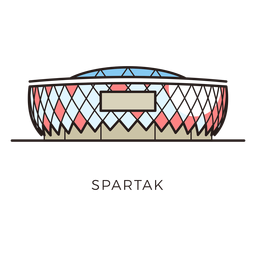 Spartak Moscow Football Stadium Logo Spartak Oboi