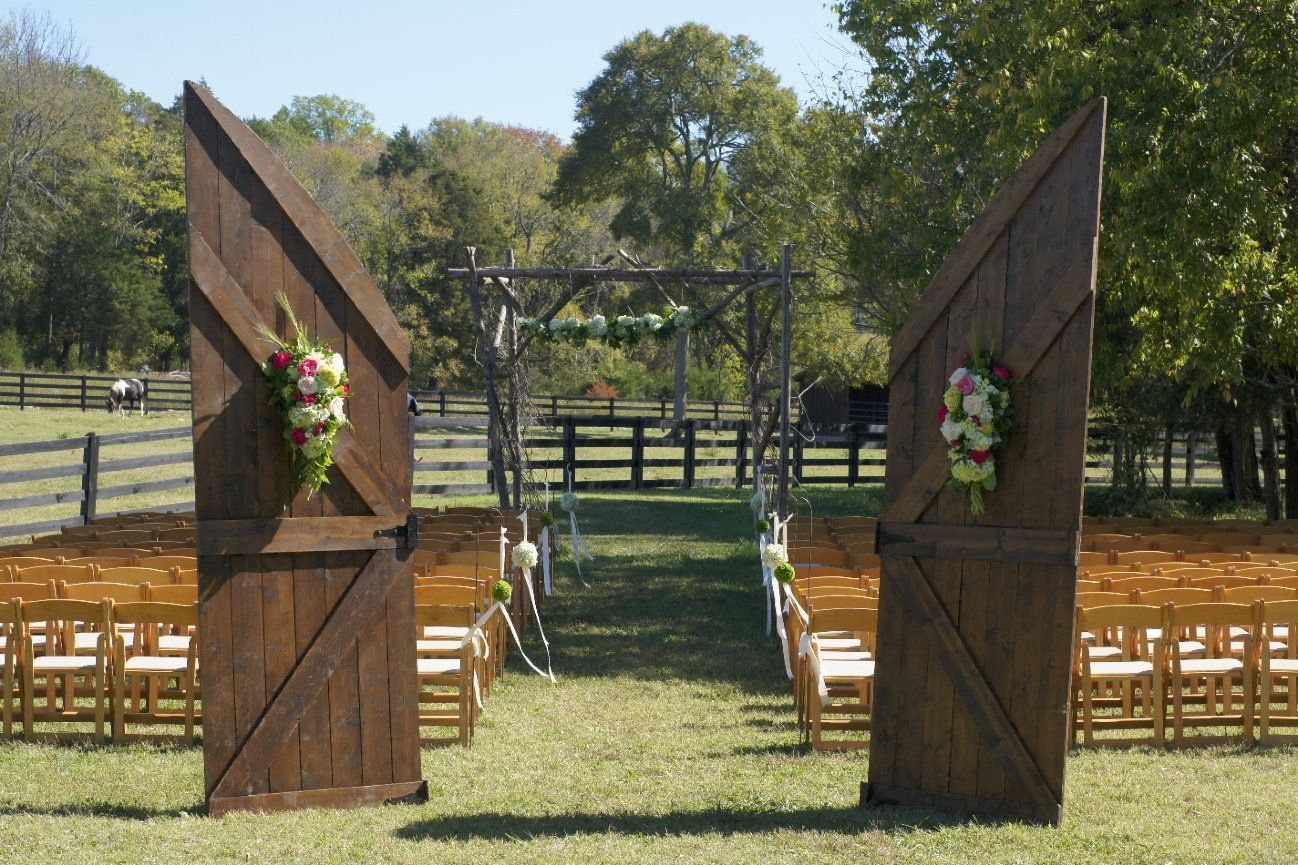 Knestrick By Design - Nashville, Tn Weddings, Events and Design - Outdoors