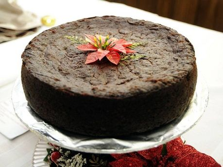 Black Cake Recipe Aunt Cake and Caribbean