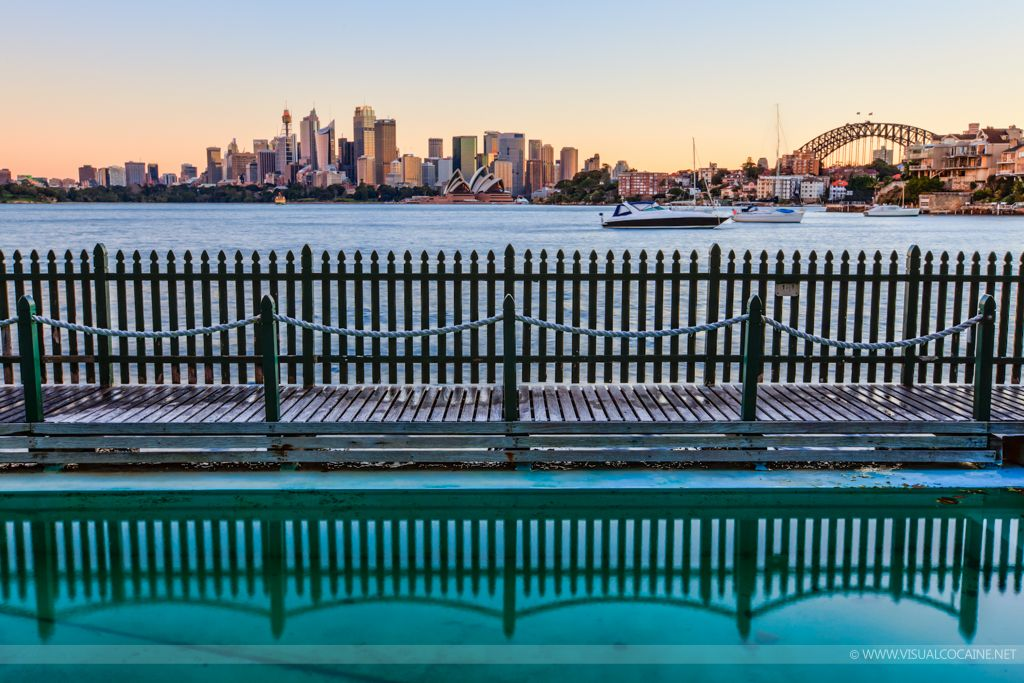 ,Maccallum Pool, Cremorne Point, Sydney, NSW
