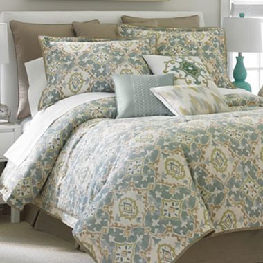 Jcpenney Cindy Crawford Style Comforter Set Guest Bedroom