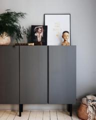 Ivar Cabinet S Hack 8 Ways To Customize Your Ikea Cabinets The Gem Picker Scandinavian Home Home Decor Hacks Home Decor