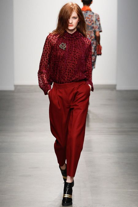 Karen Walker   Fall 2014 Ready-to-Wear Collection   Style.com