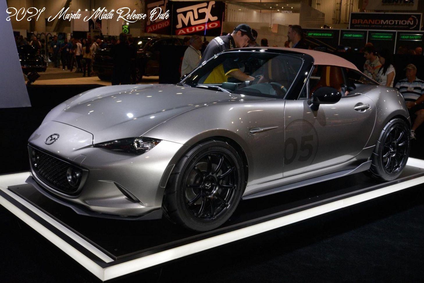 2021 Mazda Miata Style