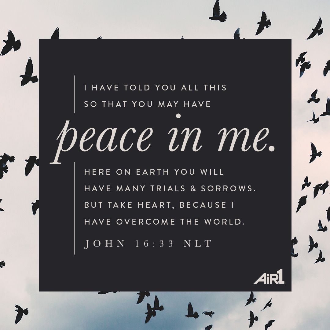 #VOTD #Bible #Peace #Amen