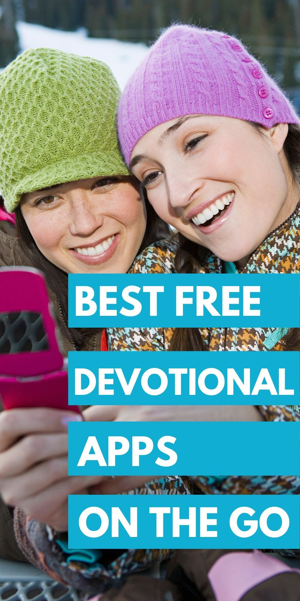 daily devotional app for pc
