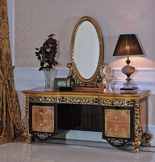 Italian Bedroom & European Bedroom Sets Classical Italian ...