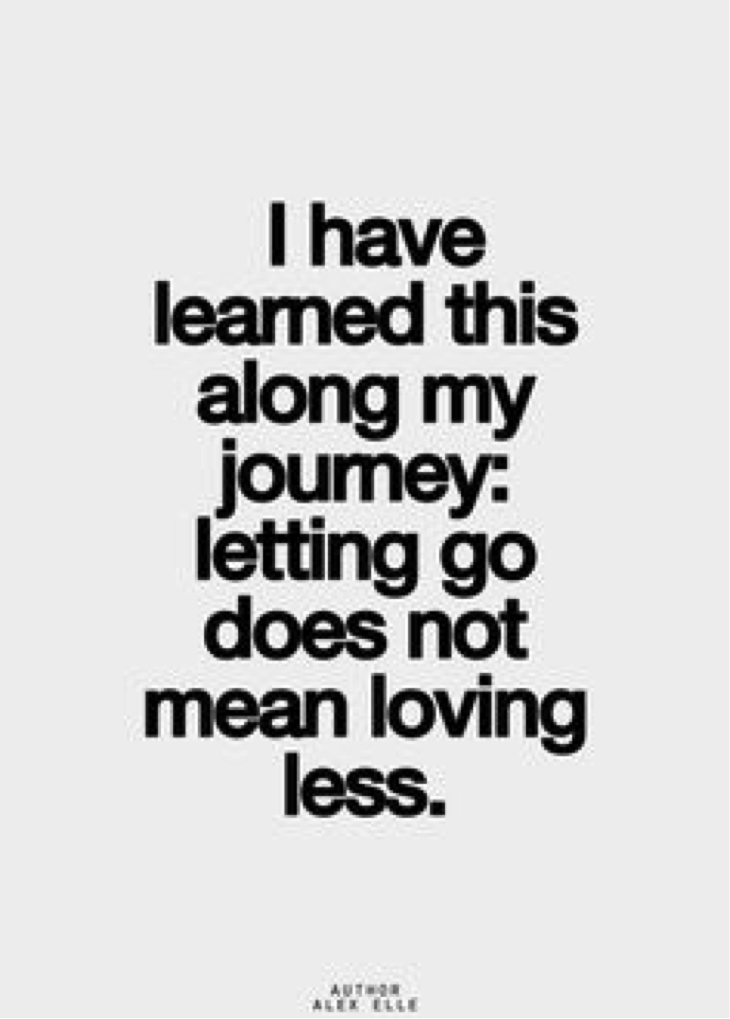 Learning To Let Go Why Finding Love Is Much Easier Than Leaving It