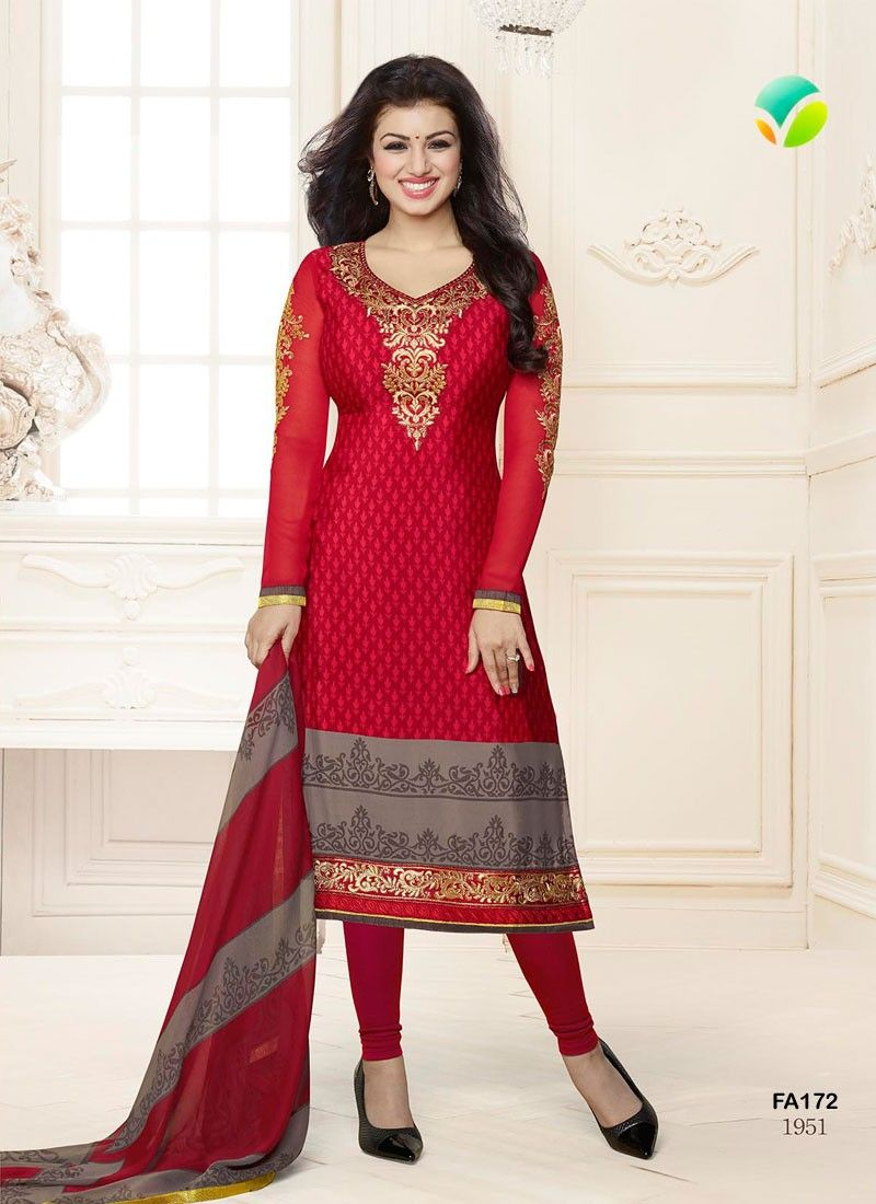Red Suit Online Dress Yy