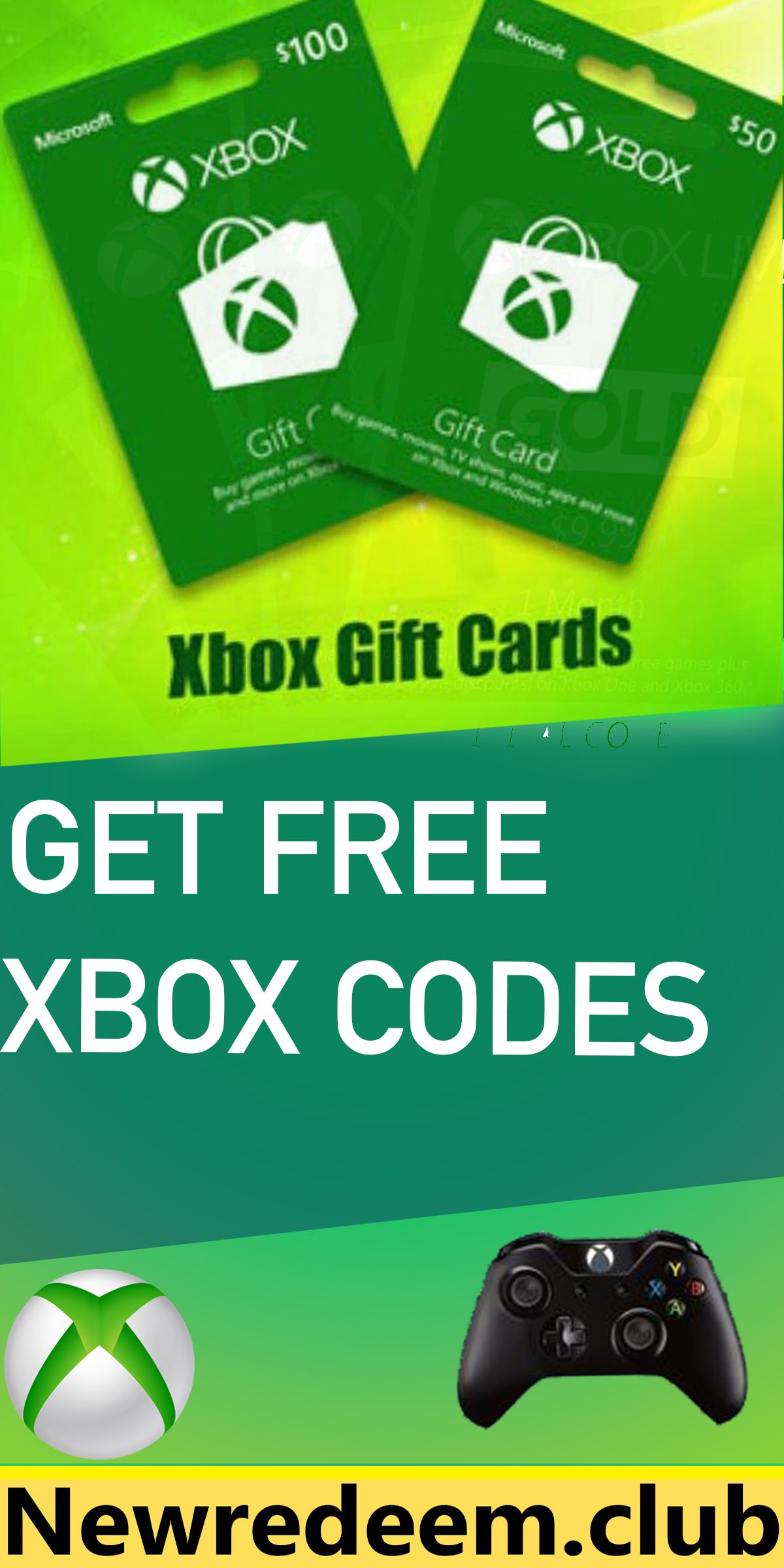 Free xbox gift card unused codes generator 2020 xbox