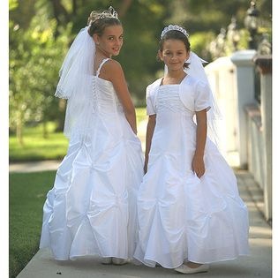 Wedding dress bustles pictures of angels