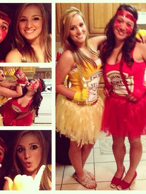 18 Cute And Unique Diy Halloween Costumes For Best Friends Everyone