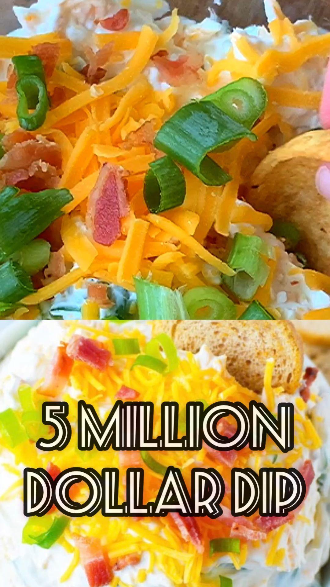 Neiman Marcus Dip | Million Dollar Dip Recipe