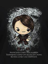 Juego De Tronos Arya Stark Juego De Tronos Dibujos Juego De Tronos Como Dibujar Chibi
