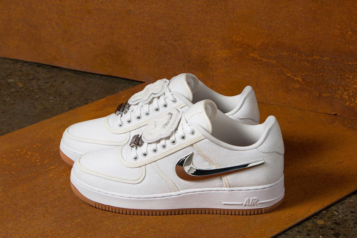super popular 088e0 c1c87 Travis Scott Nike Air Force 1 Low: Release Date, Price ...
