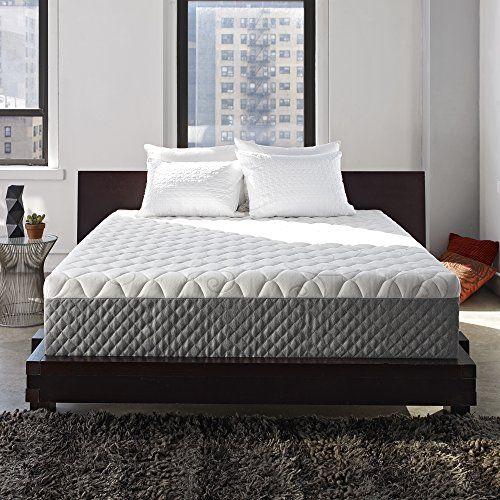 Sleep Innovations Alden 14-inch Memory Foam Mattress, Mad... https ...