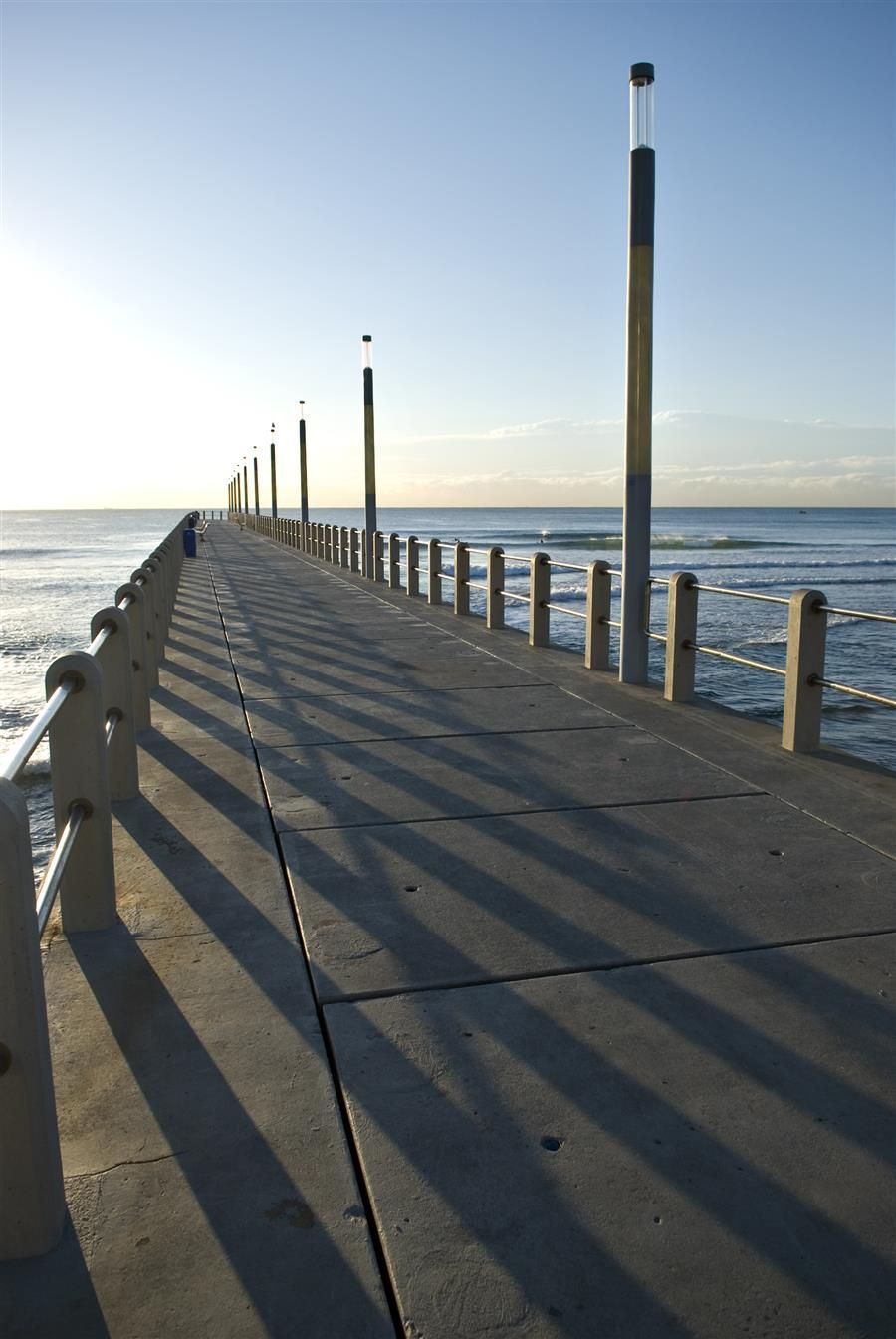 A real Durban classic and a great place to start your day! http://kwendatravel.com/attractions/NorthBeachPier