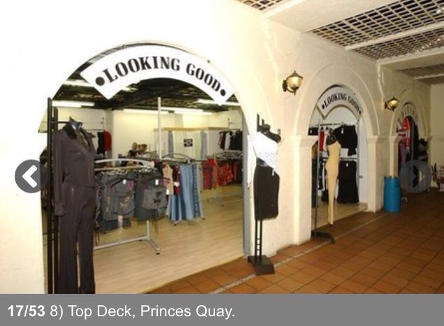 2628eb9cf0 Top Deck Princes Quay again