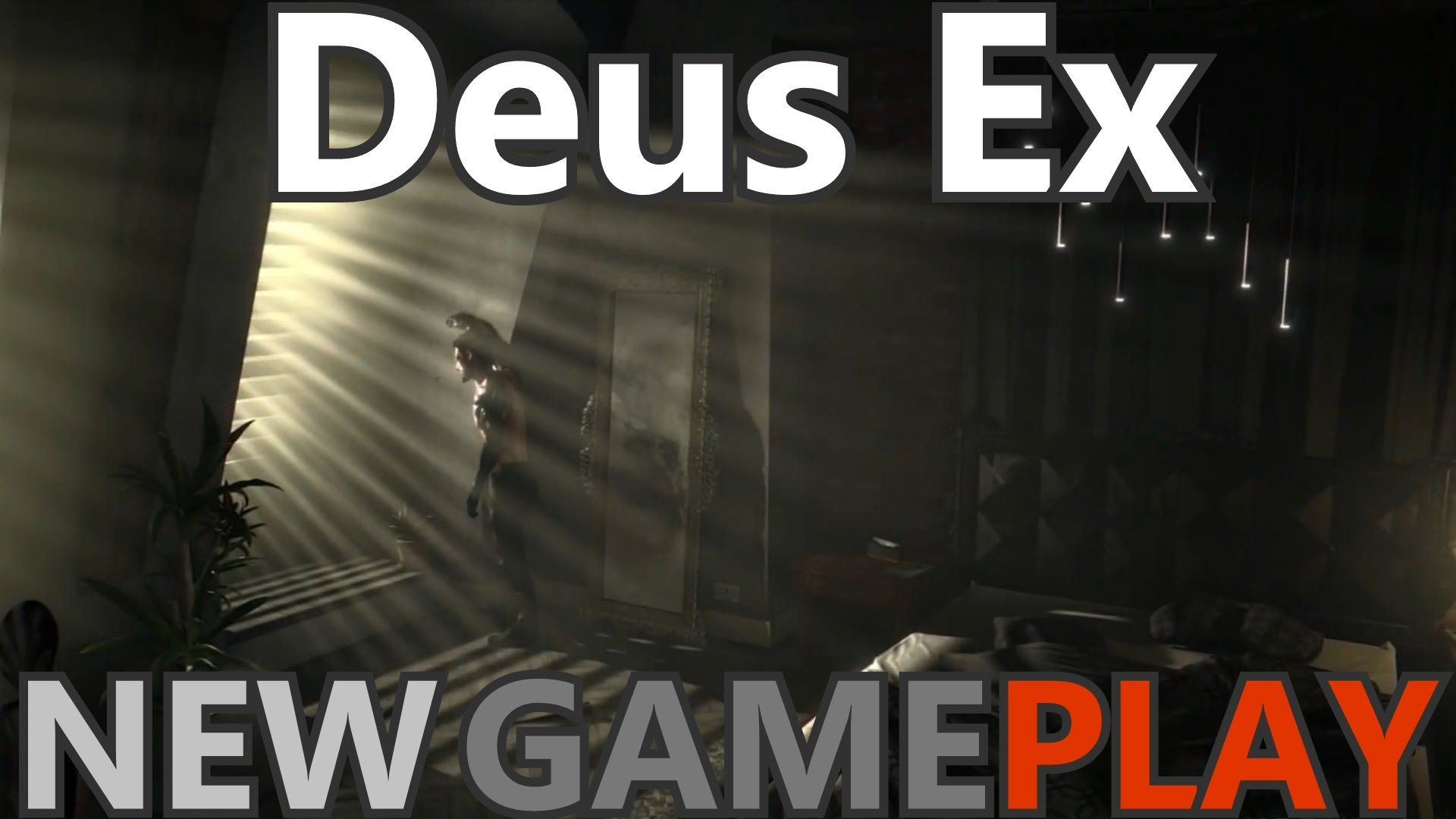 Deus Ex Mankind Divided Walkthrough Part 1 Let S Playthrough Requirement Deus Ex Mankind Divided Let It Be