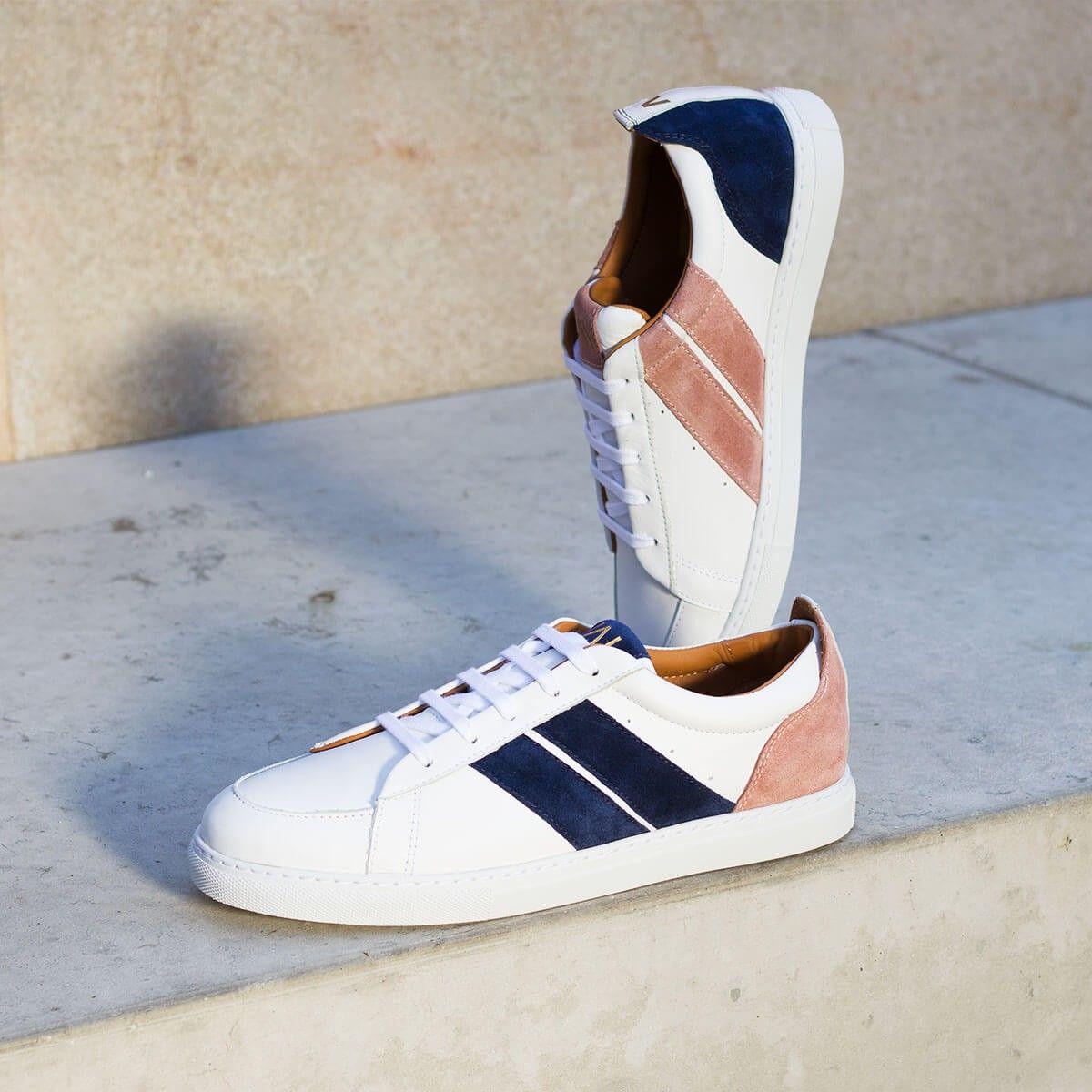 baskette adidas superstar au couleur italienne