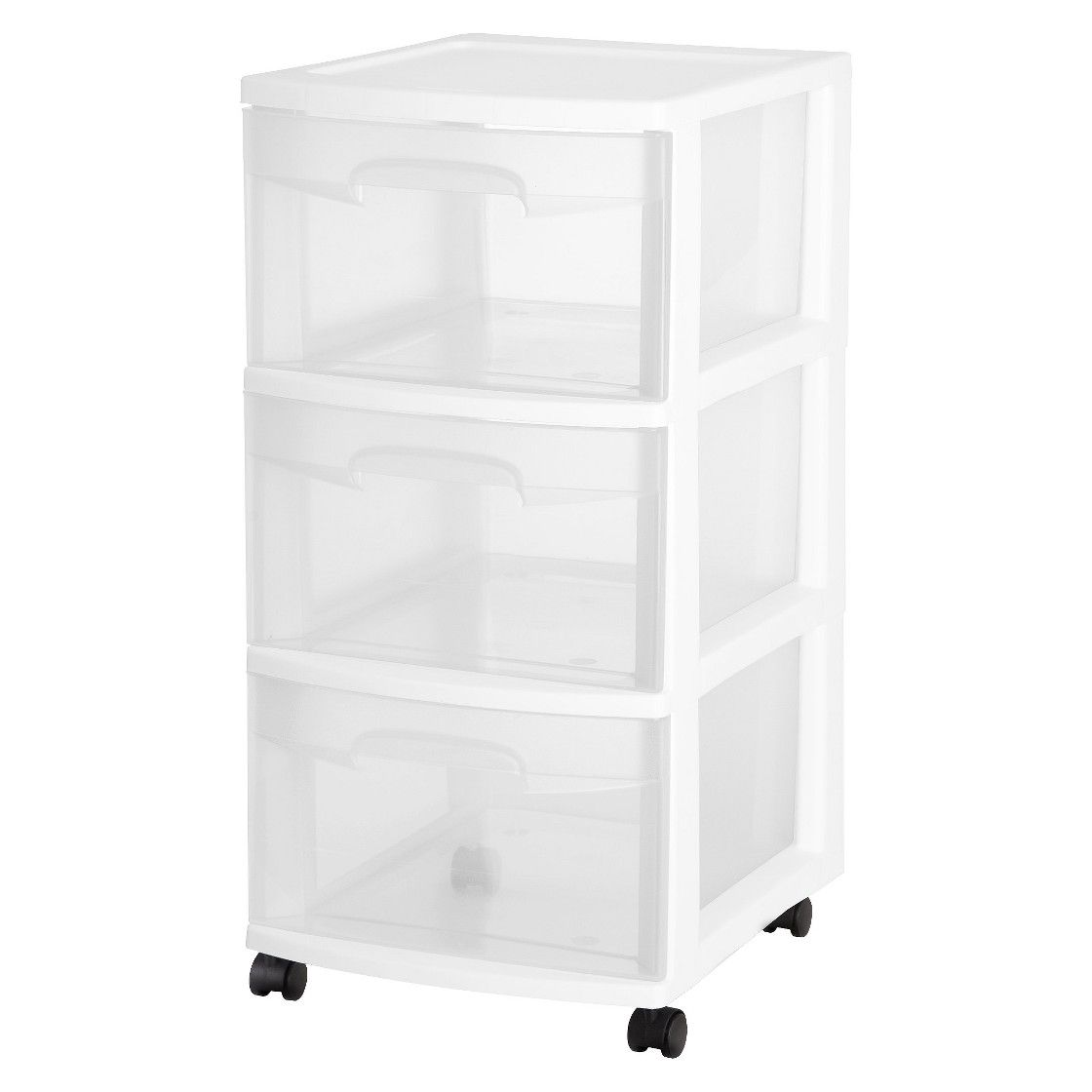 Sterilite  3 Drawer Storage Cart