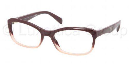 b56c524db65f Prada Eyeglasses VPR 21O RED JAJ-1O1 VPR21O « Impulse Clothes ...