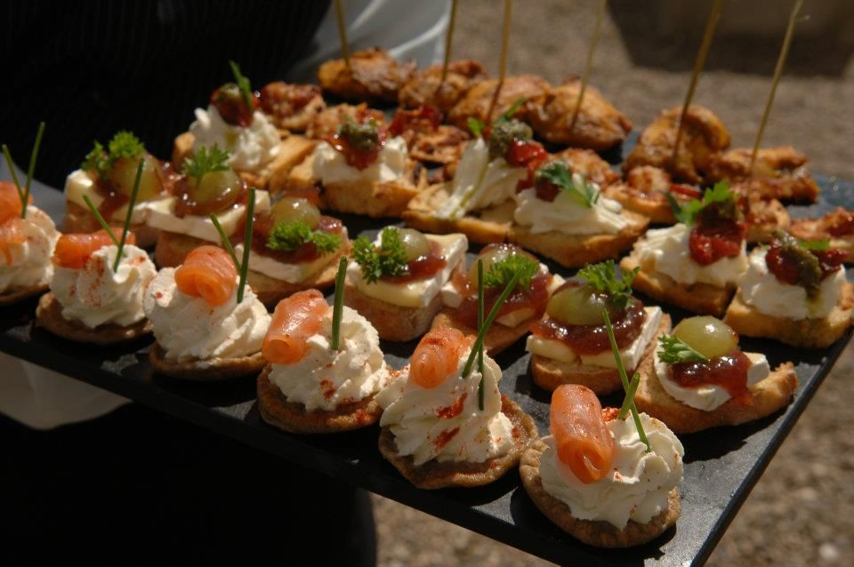 Recipes Selection Of Summer Canapes