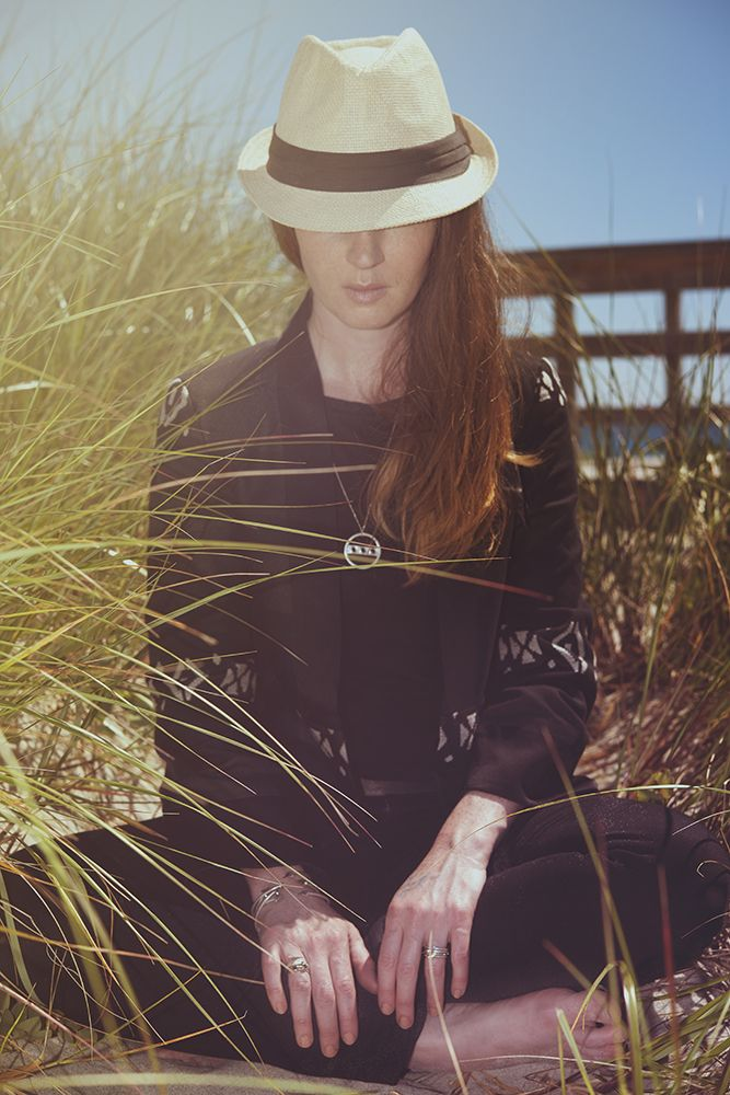 Look Book for Angela Grace Jewelry, MUA Melodie Hueber