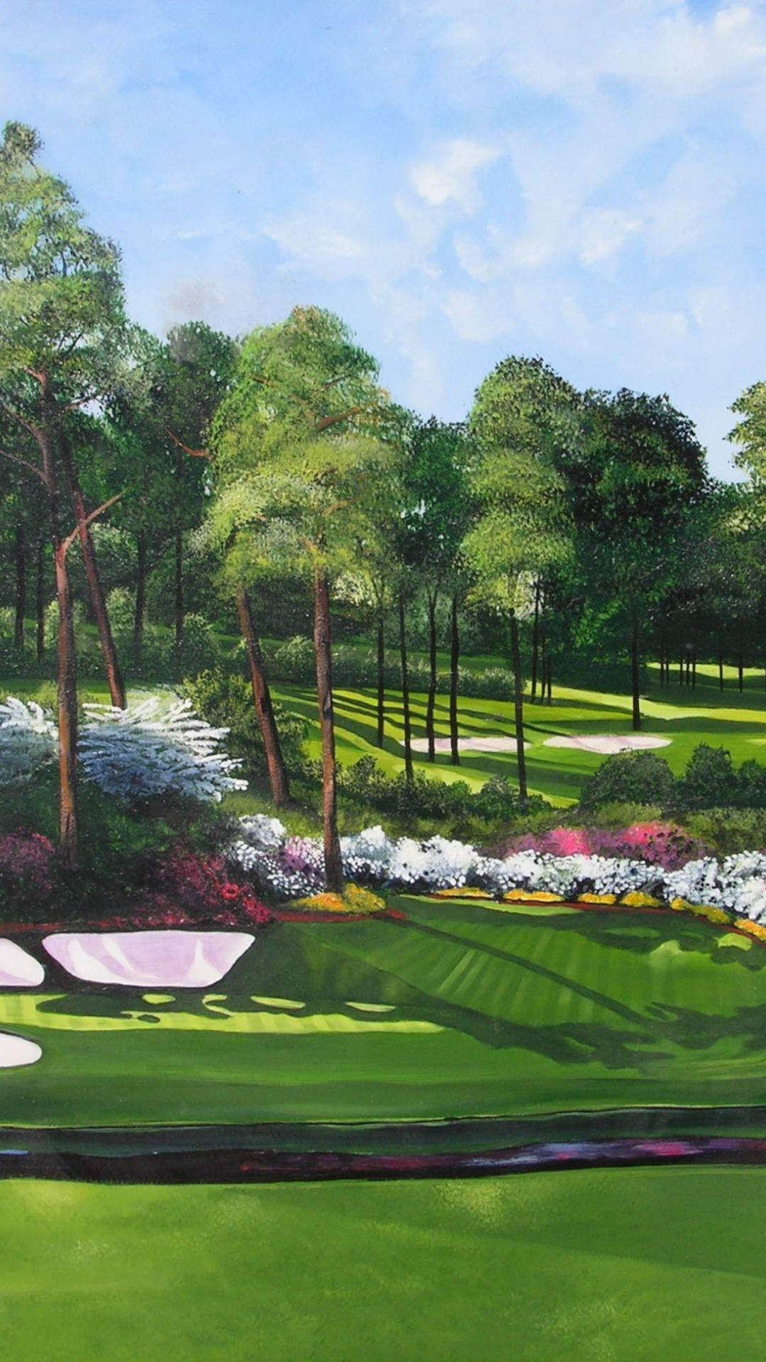 Augusta National Golf Wallpaper Augusta National Golf Wallpapers Golf Courses Augusta National Golf