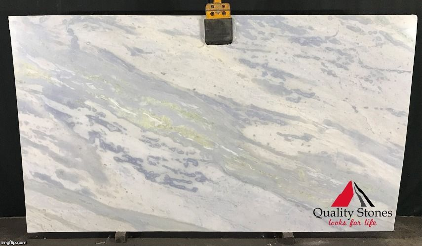 Blue Lumen Qualitystones Marble Granite Quartz Quartzite Kitchen Countertop Project Qualitystones Com Marble Quartz Granite Marble