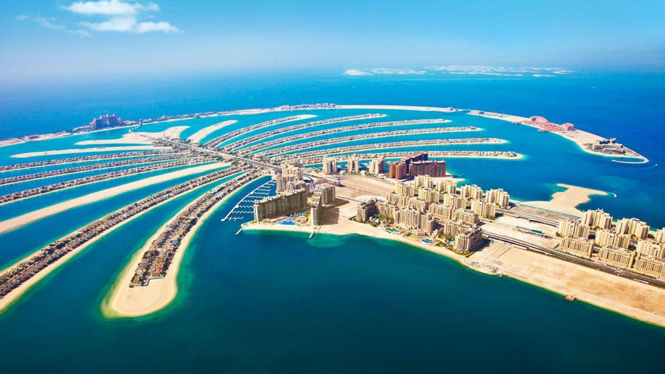 Attractive Penthouse Apartments Dubai In Palm Jumeirah Idea