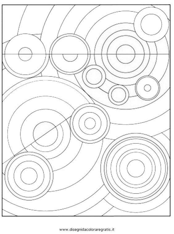 Pin Di Laura Rebeca Aramendi Su Shapes Insegnando L Arte Arti Visive Arte Doodle