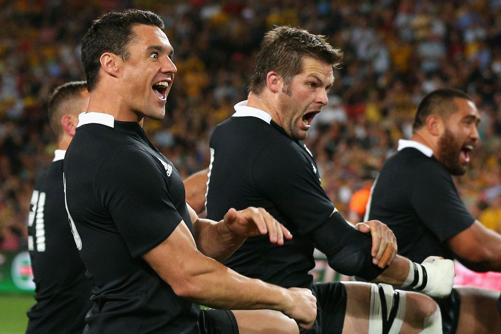Dan Carter Photos Photos Australia V New Zealand Bledisloe Cup Richie Mccaw Dan Carter Rugby