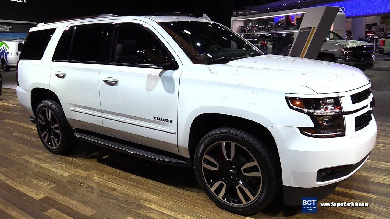 2018 Chevrolet Tahoe Premier Exterior And Interior Walkaround