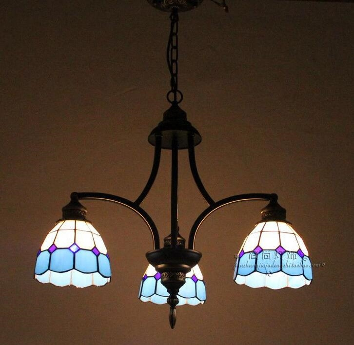 185.00$  Watch here - http://alie49.worldwells.pw/go.php?t=32792819046 - Nordic pastoral American country dining room pendant light three bedroom kitchen room European style Mediterranean dining room