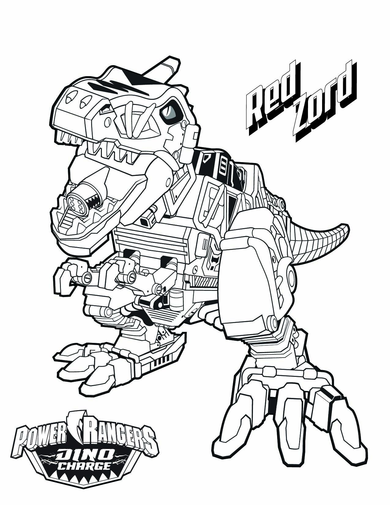 Dino Core Transformer Dinosaurs Coloring Pages