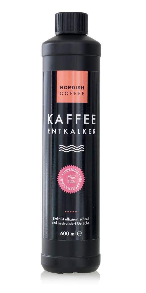 Nordish.Coffee Entkalker für Kaffeemaschine