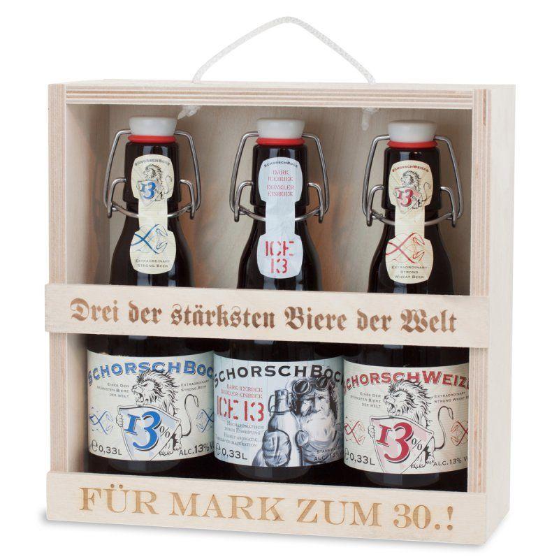 Personalisiertes Bierset | Geschenke für Handwerker, Fließenleger ...