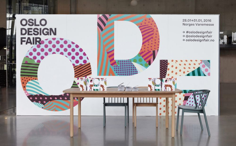 Norways Largest Trade Fair For The Design And Interior Decor Industry Branding Designed By MVM